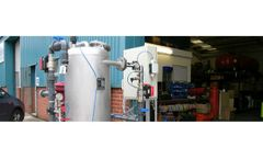 Industrial and commercial water filtration for environmental