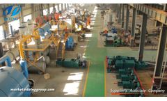 Doinggroup - Version DY-TM - Circuit board recycling machine