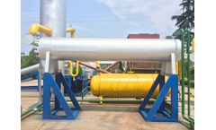 Henan-Doing - Fully Continuous Waste Plastic Pyrolysis Plant