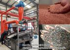 Doing group - Model DY-400 - Copper wire recycling machine