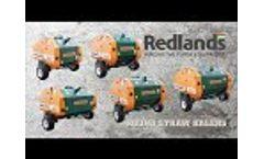 Redlands Round Straw Balers