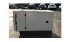 Broadcrown - 13 kW Generator Set