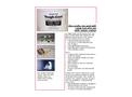 Safe Encasement 130 Top Coat - Technical Specifications