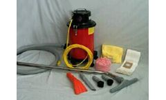 Portable HEPA Vacuum Systems