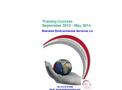 Training Brochure September 2013 - May 2014 - Brochure