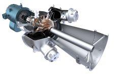 Gas Turbine Generator for Marine