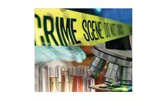 EDXRF spectrometers for forensics industry