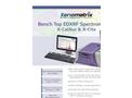 Bench Top Spectrometer - Brochure