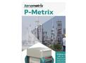 P-Metrix - Portable Field Laboratory - Taking the Laboratory to the Field - Brochure