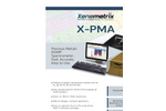 X-PMA - Precious Metals EDXRF Spectrometer - Brochure