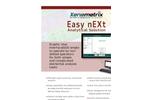 Easy nEXt - Software - Brochure