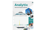 Analytix - Advanced Analytics Software - Brochure