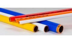 Streamline - Plastic Coated Copper Tube
