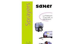 SAHER Sprayers Catalogue