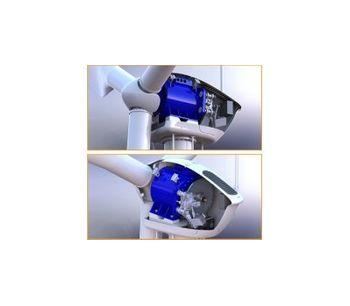 Argosy - Model AW 50 - Wind Turbine