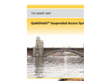 QuikShield - Suspended Access System Brochure