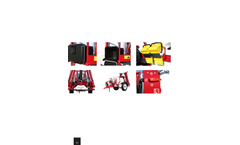 FarmGem - Model Quartz ECO VF Series - Trailed Sprayer - Brochure