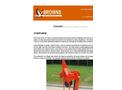 Consort - Heavy Duty Moledrainer / Subsoiler Brochure