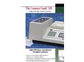 Genesys Genii - Model HE - Higher Energy Gamma Counters - Brochure