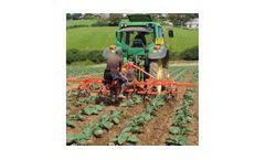 Inter-Row Cultivator