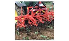 Camera Guided Inter-Row Cultivator
