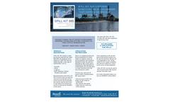 Bionetix - Model 35S - Bioactive Remediation Enhancer for Emergency Spill Kit - Datasheet
