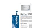Model FTIR 2030 - MKS - Multi Gas Analyzer Brochure