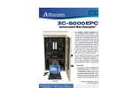 XC-6000 Automated MercSampler Console Flyer
