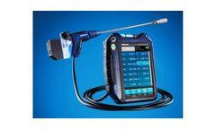 Wohler - Model A550 - Industrial Flue Gas Analyzer