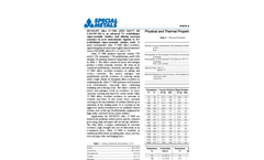 Inconel - Model 600 - High Performance Alloys Brochure