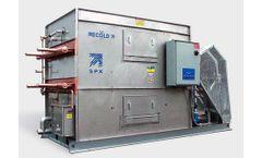 Recold - Model JW - Evaporative Fluid Cooler