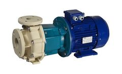 Saturn - Model ZMS - Fiberglass pumps for seawater and wastewater applications