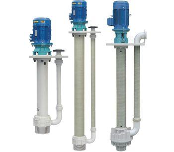 K2 - Model KGK - PP Centrifugal Sump Pumps