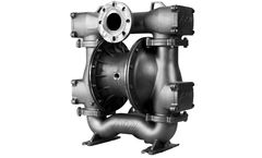 Mistral - Model 400 - 4 Inch - Diaphragm Pump