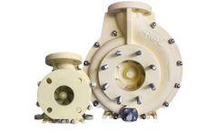 SATURNevo - Model ZGS - 50 Hz - Centrifugal Pump for Abrasive Liquids