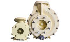 SATURNevo - Model ZGS - 50 Hz - Centrifugal Pump for Fluoridric Liquids