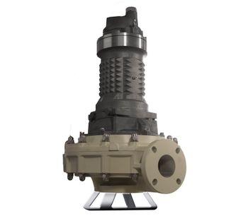 SATURNsub - Centrifugal Pump for Fluoridric Liquids