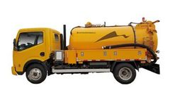 Xianglong - Model Vt700 series - Suction Vehicle