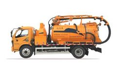 Xianglong - Model Vt1400 series - Suction Vehicle