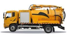 Xianglong - Model Vt1800 series - Suction Vehicle