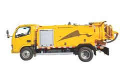 Xianglong - Model Vt400 series - Suction Vehicle