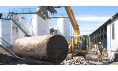 Above Ground & Underground Storage Tank Services