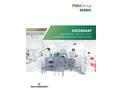Ascendant - Conventional Cooling, Active Desiccant Hybrid System