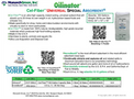 Monarch Green Product Info Sheets Brochure