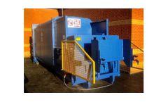 Model CE15 - Skip Portable Waste Compactor