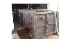 Steel & Alloy - Vacuum Boxes