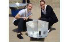 Solar Oven Challenge Program