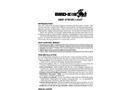 Bird-X - Bird Strobe Light - Manual