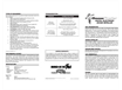 GooseBuster - Sonic Goose Control Device - Manual