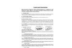 Bird-X GatorGuard - Instructions Manual